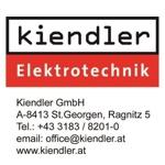 Logo kiendler elektrotechnik