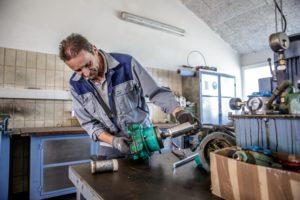 Reparatur- und Wartungsarbeiten in Eigenregie